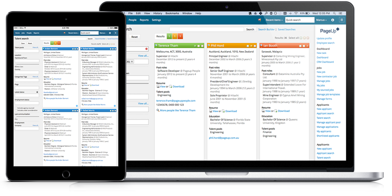 Recruiting Software For Better Talent Acquisition Amp Crm