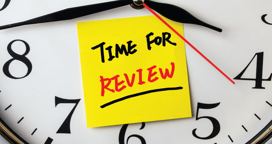 Hr It S Time For Your Performance Review