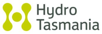 Logo Hydrio Tasmania
